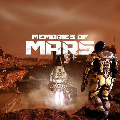 Thumbnail of Memories of Mars on PS4