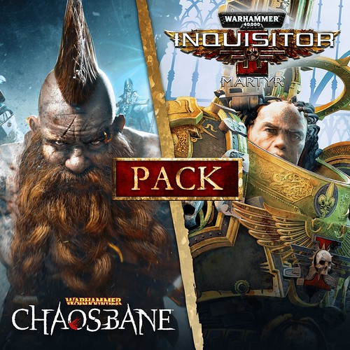Thumbnail of Warhammer Pack: Hack and Slash on PS4