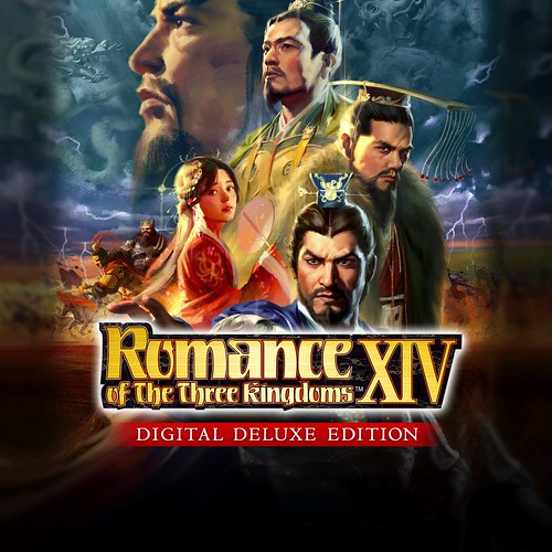 Thumbnail of ROMANCE OF THE THREE KINGDOMS XIV Digital Deluxe Edition on PS4