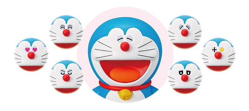 豐富的聊天內容和表情變化~TAKARA TOMY《哆啦A夢》唯一的好朋友「DORAEMON with U」哆啦A夢智能機器人(キミだけのともだち ドラえもん ウィズ ユー)