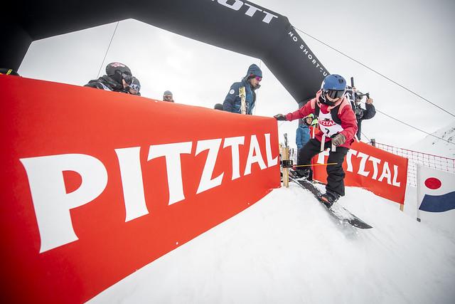 Pitztal Wild Face 2020 - Qualifikation