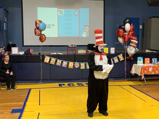 Dr.Seuss Birthday Assembly