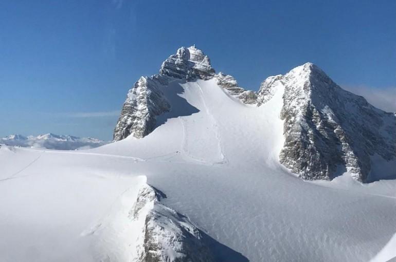 Shrnutí k tragické lavině pod Dachsteinem