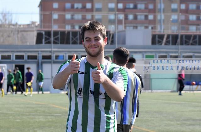 Juvenil A CF Singuerlín - CF Montañesa