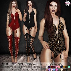 Violetta set