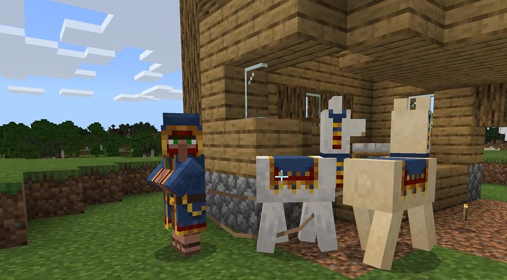 49639229566 251fe236e0 b - Minecraft Starter-Guide: Schwunghafter Handel mit Dorfbewohnern