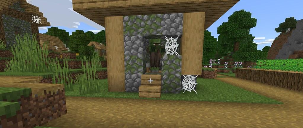 49639229671 21d84a6496 b - Minecraft Starter-Guide: Schwunghafter Handel mit Dorfbewohnern