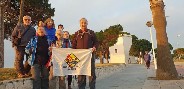 2019-02-24 De Salou a l'Hospitalet de l'Infant per la costa