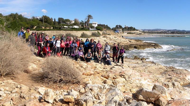 El Camí de Ronda de Cubelles a Sitges
