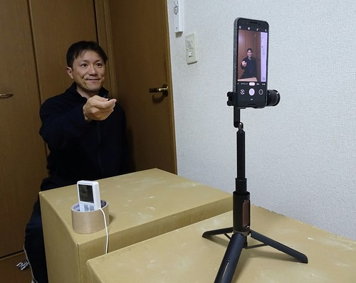 Bluetoothリモコン便利 Velbon (ベルボン) Coleman 高級スマホ自撮りスタンド Selfie MultiStand Black スマホ三脚 8段 Bluetooth ワイヤレスリモコン付属 302618