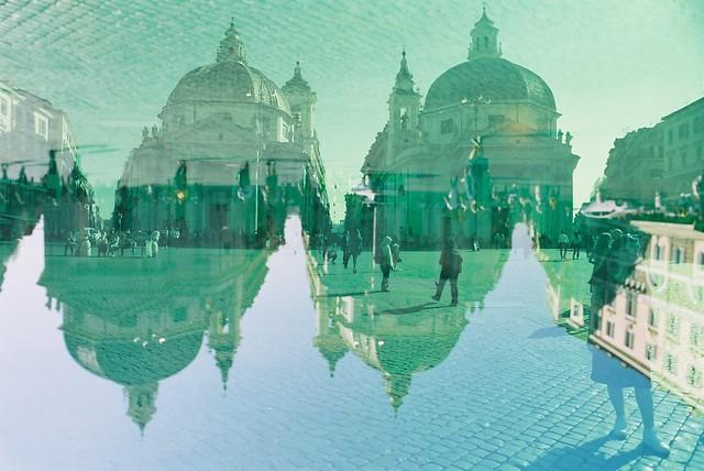 Roma (Multiple Exposure)