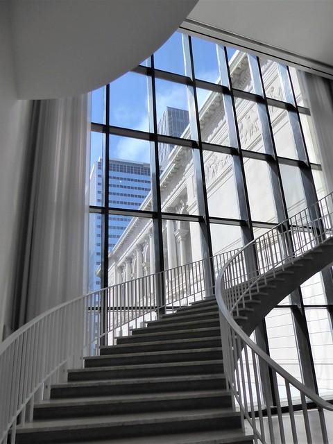Chicago, Art Institute, Staircase