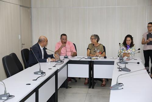 5ª Reunião Ordinária - Comissão de Mulheres - Reunião com convidados