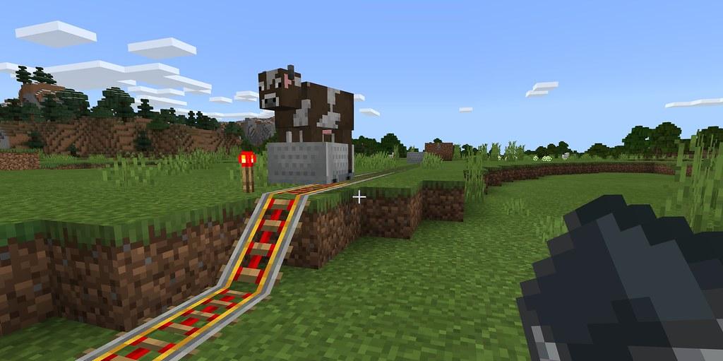 49639506137 b291362617 b - Minecraft Starter-Guide: Schwunghafter Handel mit Dorfbewohnern