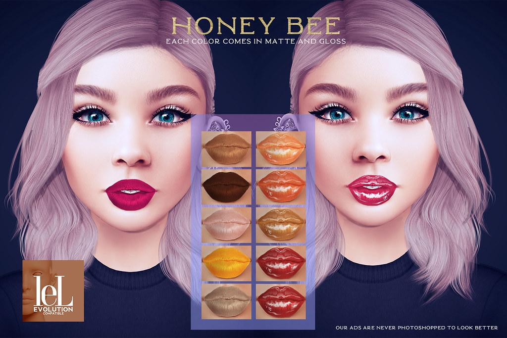 Voodoo Honeybee Lelutka Evolution