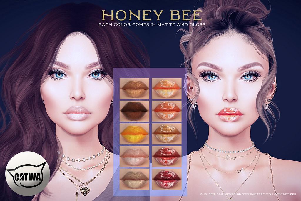 Voodoo Honeybee Catwa