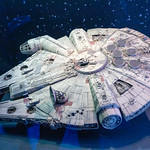 Star Wars Identities: The Exhibition: Millennium Falcon