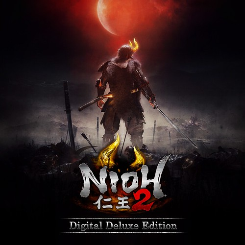 Thumbnail of Nioh 2 Digital Deluxe Edition on PS4