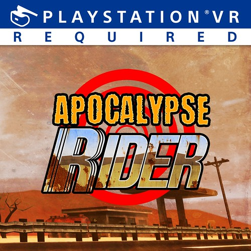 Thumbnail of Apocalypse Rider on PS4