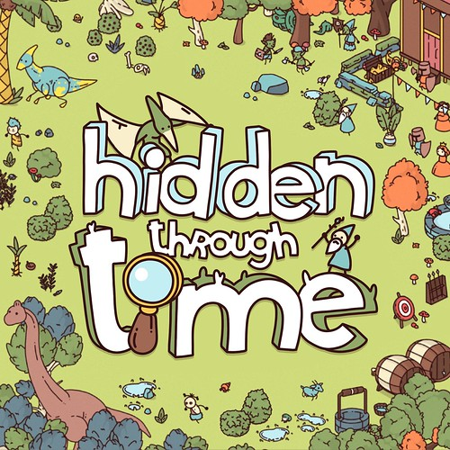 Thumbnail of Hidden Through Time on PS4