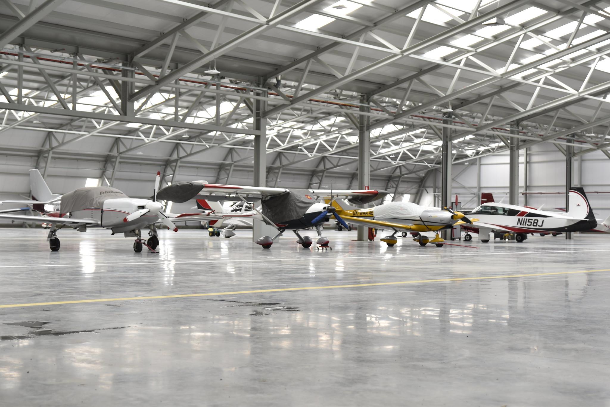 20200130 - Nieuwe Hangaar DronePort