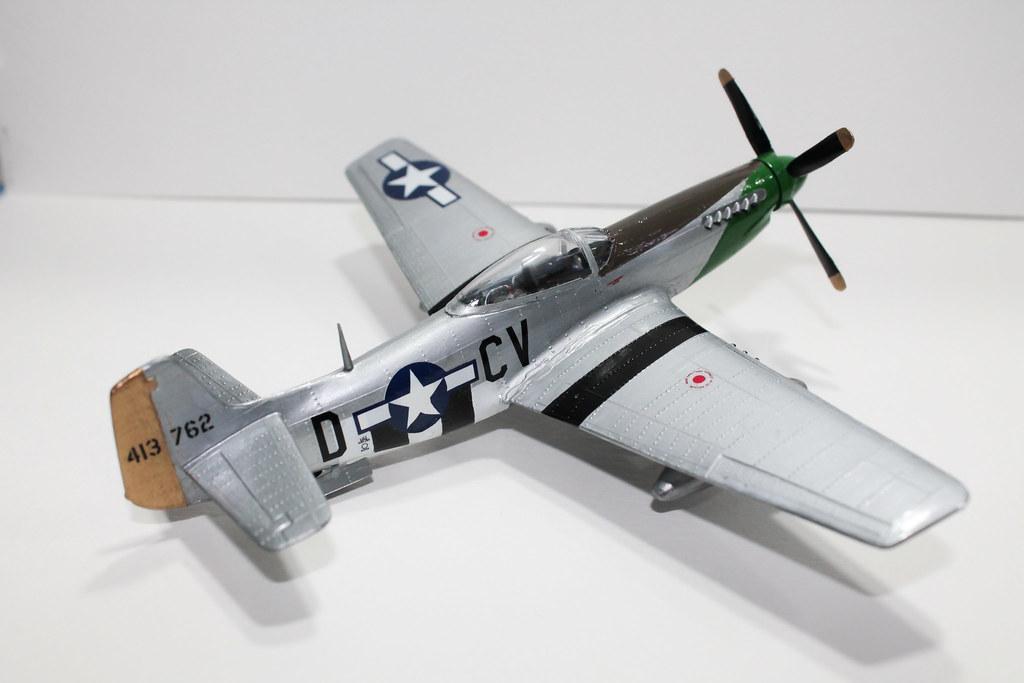 P-51D Mustang-4