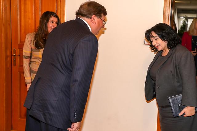U.S. Delegation of Еnergy Еxperts Meets with Energy Minister Petkova