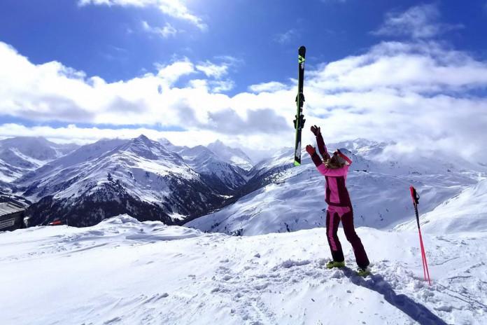 Tipy SNOW tour: St. Anton – leden i v březnu
