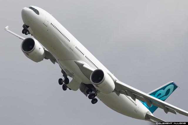 Airbus Industrie Airbus A330-941 cn 1967 F-WWCE