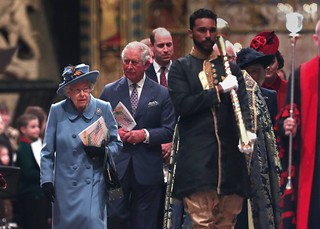 Her Majesty The Queen and the procession leaving Westminster Abbey | by Commonwealth Secretariat