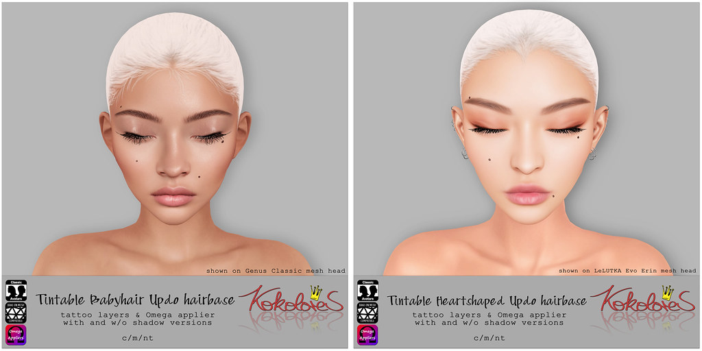 [KoKoLoReS] Skin Fair 2020 sneak peeks – part one!