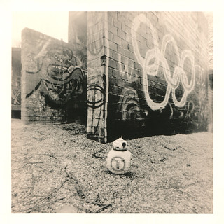 BB-8 Olympische Ringe