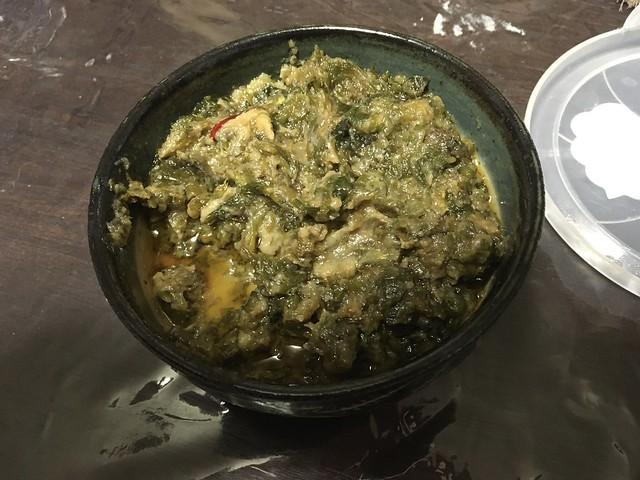 フキノトウ味噌を作る