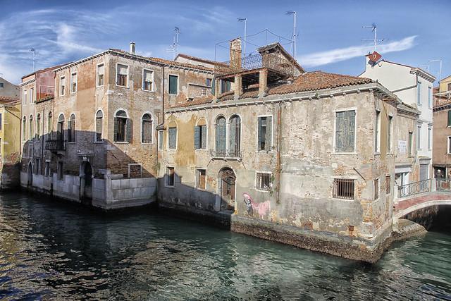 Venezia Sestier de S.Crose