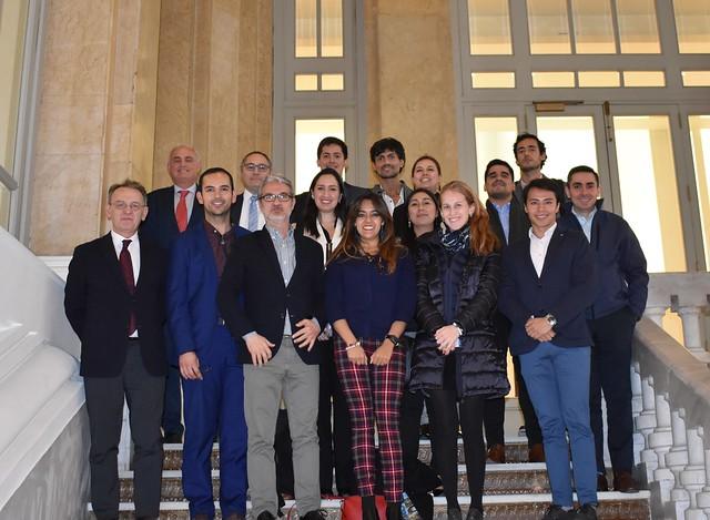 Quinto día - II Programa Liderazgo Iberoamericano