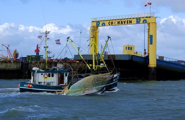 Cuxhaven - Fishing Boat