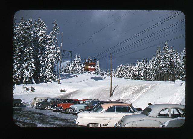Found - Mt. Hood1955