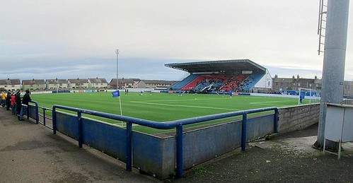Links Park from Northwest Corner