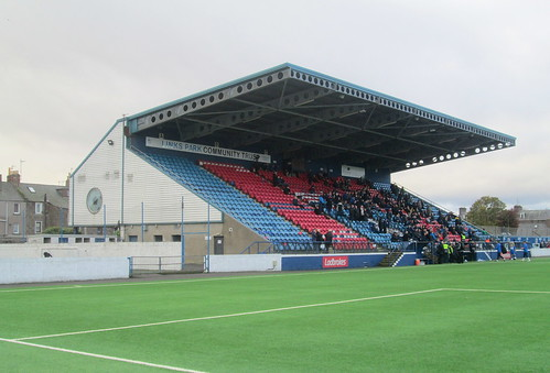 Links Park Main Stand