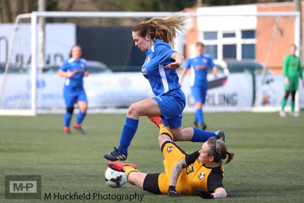 Sutton Coldfield Town Royals 0 Port Vale Ladies 1