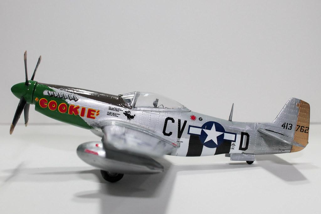 P-51D Mustang-2