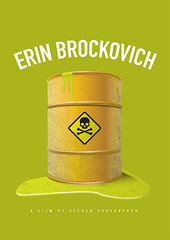 Erin Brockovich - Alternative Movie Poster