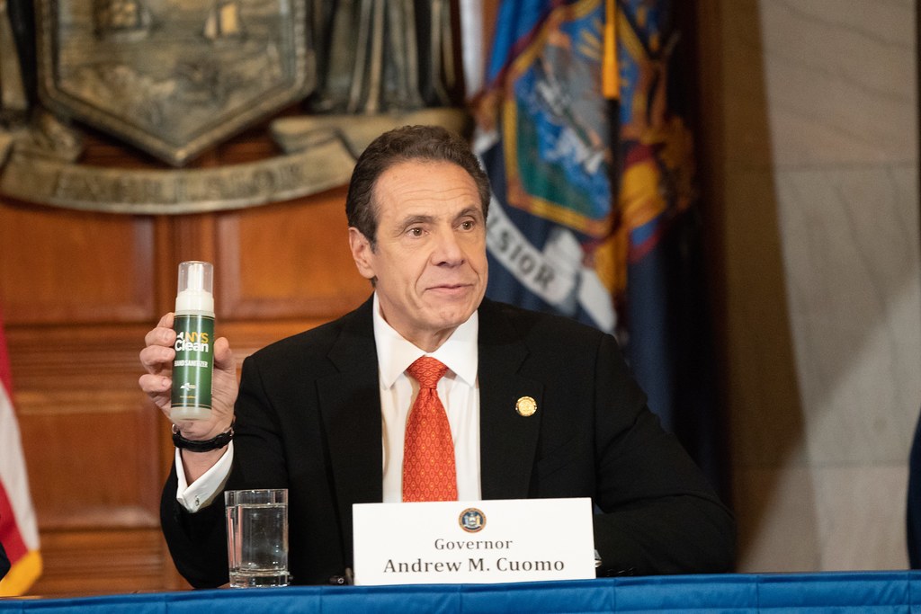 At Novel Coronavirus Briefing, Governor Cuomo Announces State Will Provide Alcohol-Based Hand Sanitizer to New Yorkers Free of Charge