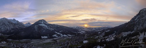panorama autopanopro autopano sunset germany