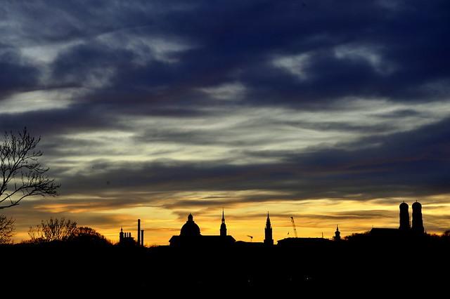 tramonto bavarese