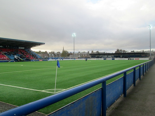 Links Park from Northeast corner