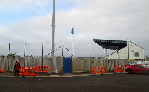 Links Park Main Stand from Southwest