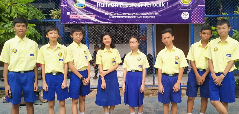 Lomba Matematika Ke – 5 SMP/MTs 2020 Kota Tangerang