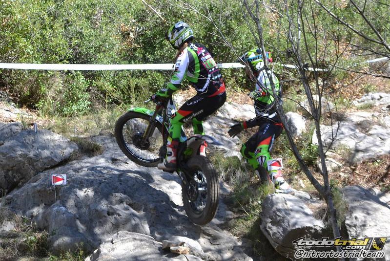 Trial de Terrades, Campeonato de Cataluña Trial Open 2020