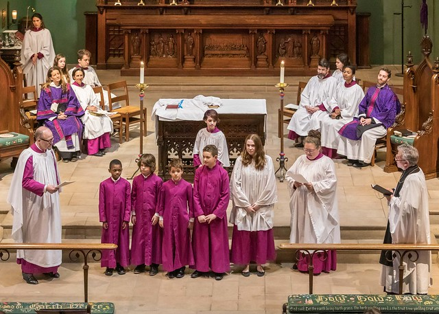 Chorister Recognition